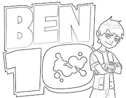 Small Picture Ben 10 Coloring Pages Cartoon Jr Projets essayer Pinterest