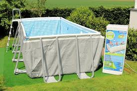 Fine Intex Above Ground Pool Rectangle Ultra Frame Rectangular To Decorating Ideas