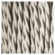 cord lighting. Contemporary Lighting Fabric Cotton Covered Cord Lighting Cable Dove TC43 In