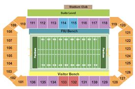 Fiu Football Stadium Seating Chart Riccardo Silva Stadium Seating Charts For All 2019 Events