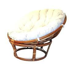 papasan stool cushion chair ikea