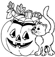 Des Coloriages Gratuits Halloween Imprimer Et Colorier Pour