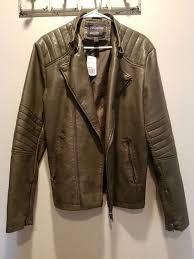 21men american brand new jacket l
