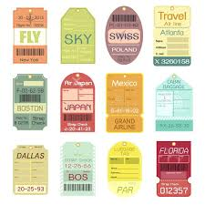 Awesome Luggage Tag Template Word Lovely 5 Free Printable
