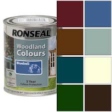 good exterior wood paint. image is loading ronseal-exterior-wood-paint-woodland-trust-colours-750ml good exterior wood paint i