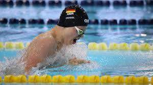 2016 schwamm sie über 200. Para Schwimmer Taliso Engel Aus Nurnberg Ist Europameister Br24