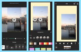 apps for insram stories