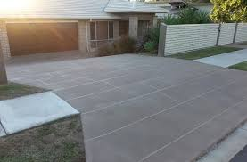 resurfacing your driveway with concrete