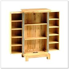 storage shelves white cabinet s cd dvd with doors