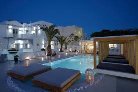 Renas Rooms Suites In Santorini Greece