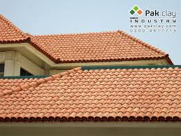 pak clay best quality low s terracotta ceramic bricks khaprail slope shed roof tiles home front