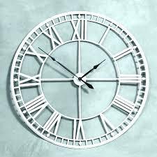 oversized outdoor wall clocks australia black clock large extra wal