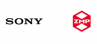sony mobile logo. sony mobile and zmp to establish joint venture for developing providing enterprise solutions that utilize autonomous unmanned aerial vehicles logo (