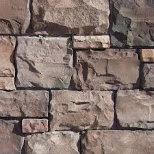 faux rock panels faux stone dry stack stone veneer
