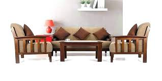 traditional sofas with wood trim wooden sofa designs breathtaking