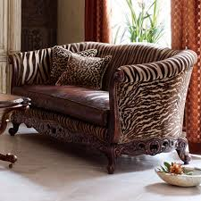 A Designer s World Take a Walk on the Wild Side cool zebra couch