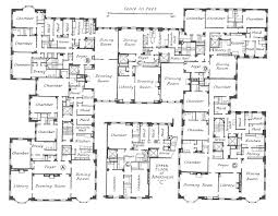 architectural home plans mansion home plans english manor house plans