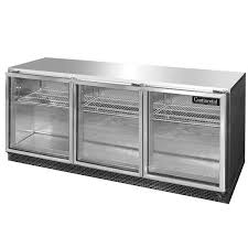continental refrigerator sw72 u gd 72 low profile front breathing undercounter refrigerator with glass doors 20 6