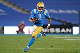 Dorian Thompson-Robinson likes UCLA's football future – with or ...
