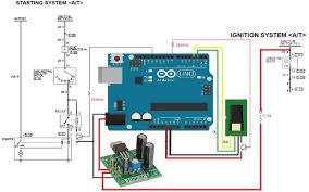 diy fingerprint biometric arduino anti thief security system 11 step 2 the circuit