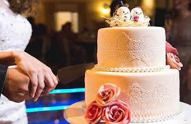 Resultado de imagem para bolos de casamento 2017