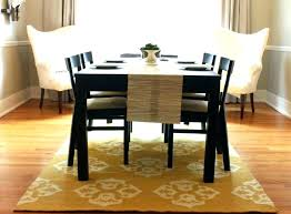 dining room area rugs area rug under dining table area rug under dining table size dining