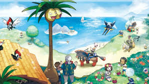Pokémon Sun and Moon revamps landscape