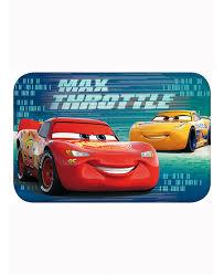 disney cars floor mat 40cm x 60cm