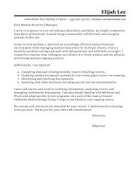 Example Of Government Cover Letter Granitestateartsmarket Com
