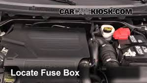 replace a fuse 2009 2016 ford flex 2013 ford flex limited 3 5l replace a fuse 2009 2016 ford flex 2013 ford flex limited 3 5l v6 turbo sport utility 4 door
