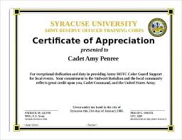 Certificate Of Recognition Template Free Download Certificate Of Appreciation Template Free Printable Stingerworld Co