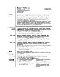 Sample Resume For Ojt | ......j | Pinterest | Sample Resume, Resume ...