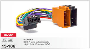 compare prices on pioneer radio wiring harness adapter online Pioneer Radio Wiring Harness Adapter carav15 106 top quality car iso harness for pioneer deh p series (select pioneer radio wiring harness adapter