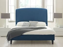 modern upholstered beds. Interesting Modern Modern Upholstered Bed High Headboard Beds Uk  Dreams   For Modern Upholstered Beds B