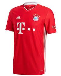 ʔɛf tseː ˈbaɪɐn ˈmʏnçn̩), fcb, bayern munich, or fc bayern. New Bayern Munich Home Kit 2020 21 Fcb To Wear New Adidas Jersey Vs Eintracht In Pokal Sf Football Kit News