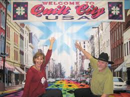 Paducah Quilt Show | Kentucky Lake Events & In 1984 Bill and Meredith Schroeder founded American Quilter's Society  (AQS) in Paducah, Kentucky after discovering a need for the worldwide  recognition of ... Adamdwight.com