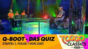 Q Boot Das Quiz Staffel 1 Folge 1 2001 Youtube