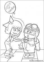 Small Picture Up coloring pages on Coloring Bookinfo