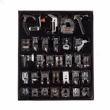 Brother Dream Catcher Sewing Machine 100Piece Home Domestic Sewing Machine Presser Foot Feet Kit Set 99
