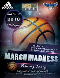 March Madness Flyer March Madness Riverside Hawks