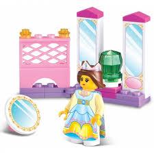 Конструктор <b>Sluban</b> Аксессуары для <b>принцессы</b> 29 деталей ...