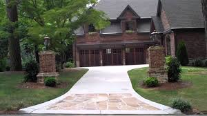 Brick Entrance Designs Driveway Entry Columns On Driveway Is An Elegant Touch To A Home