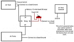 train horn wiring wiring diagrams best train horn wiring