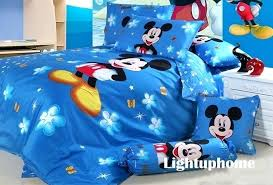 mickey twin bedding set mickey mouse twin size comforter set