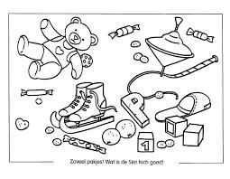 Kleurplaat Speelgoed Opruimen Visiebinnenstadmaastricht