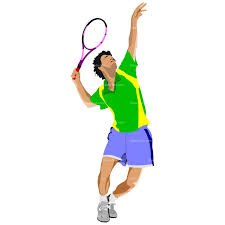 Image result for Tennis Clip Art