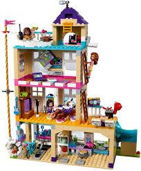 Đồ Chơi LEGO Friends 41340 - Ngôi Nhà Tình Bạn (LEGO Friends 41340  Friendship House)