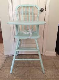 vintage wooden high chair australia design ideas