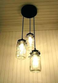mason jar pendant light kits lighting lights for medium size of unusual maso