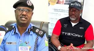 Image result for Senator Dino Melaye Reacts To The Invitation Of Police Force